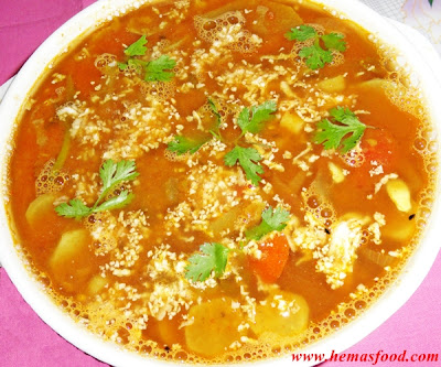 Sambhar - How to make Sambhar