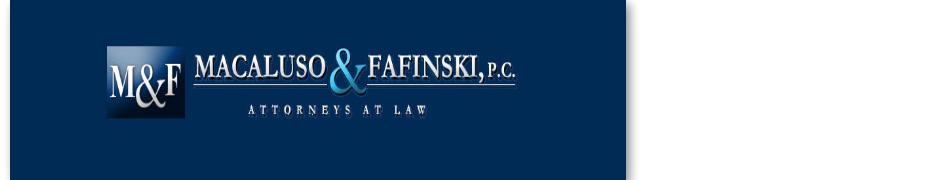 Macaluso & Fafinski, P.C.