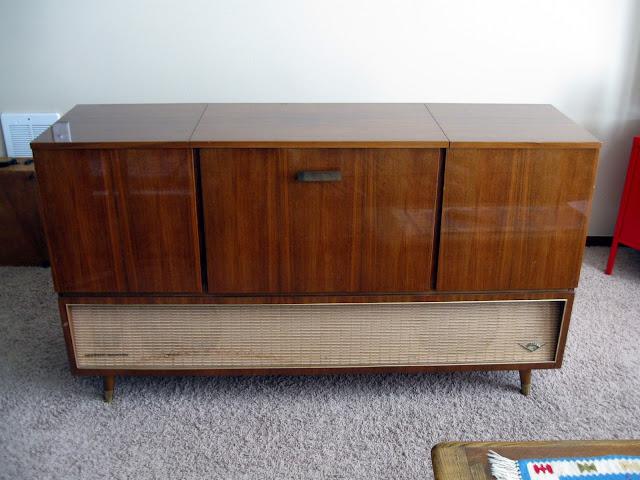 1960 Grundig SO191 Stereo Hi-Fi Console Repair | RETROVOLTAGE