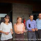 MINISTERIO DE JUSTICIA Y PAZ INAUGURA OBRAS COMPLEMENTARIAS EN EL CAI DE PÉREZ ZELEDON
