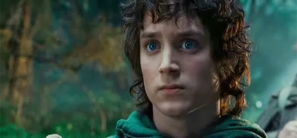 Screen Shot Of Hollywood Movie The Lord of the Rings (2001) In Hindi English Full Movie Free Download And Watch Online at Alldownloads4u.Com