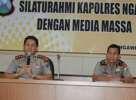 Warning CALEG,  Polres Ngawi Tak Sungkan Ciduk Pelaku Money Politic