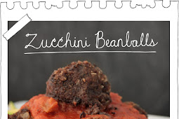 Zucchini Beanballs