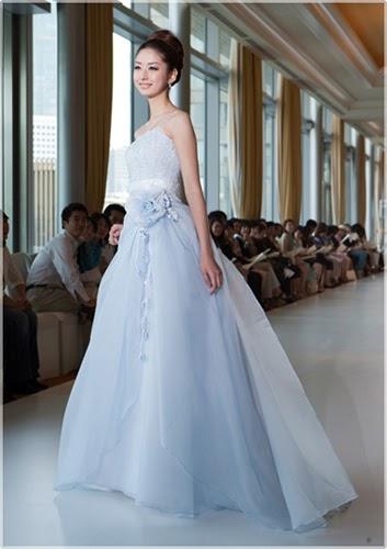 wedding gowns site: Hatsuko Endo Modern Japanese Wedding Gown Collection