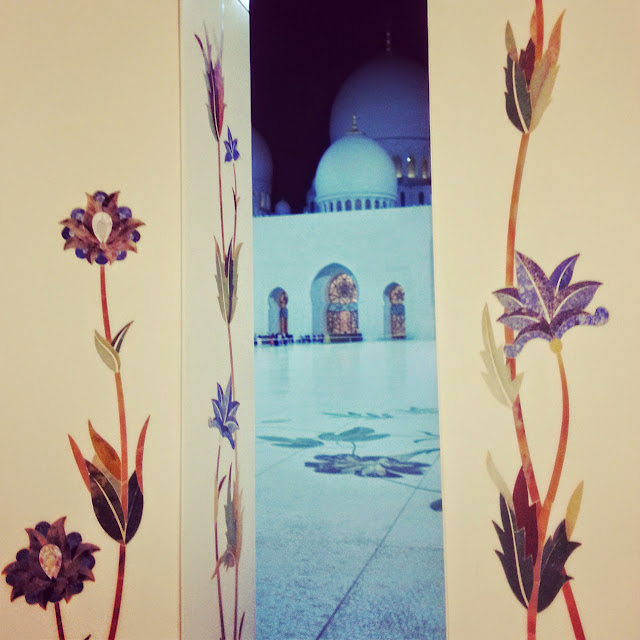 Travel Journal to Abu Dhabi UAE by ServicefromHeart Sheikh Zayed Grand Mosque