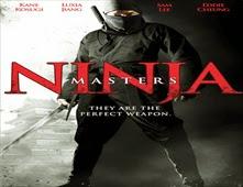 مشاهدة فيلم Ninja Masters