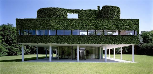 Villa Savoya eco-friendly.