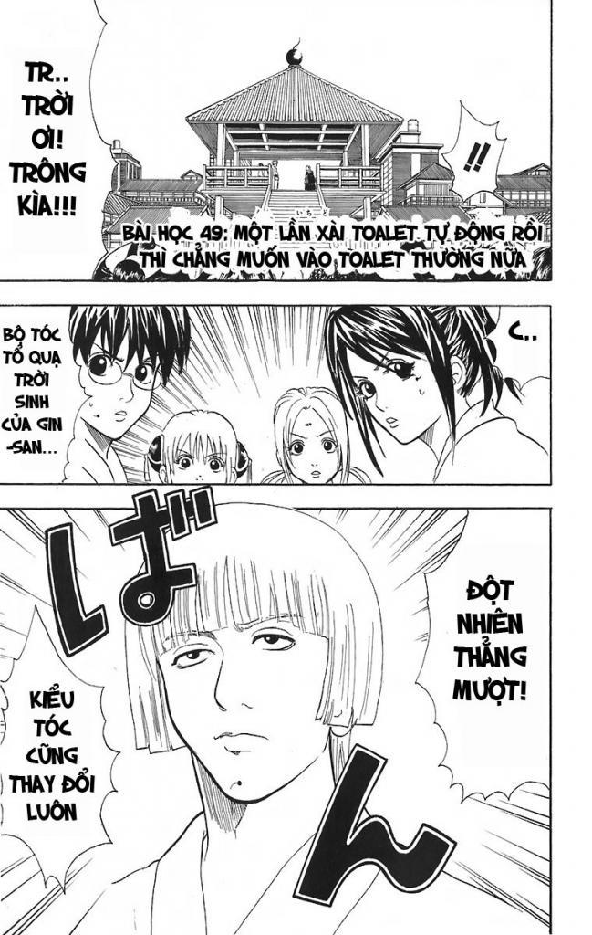 Gintama Chap 49 page 1 - Truyentranhaz.net