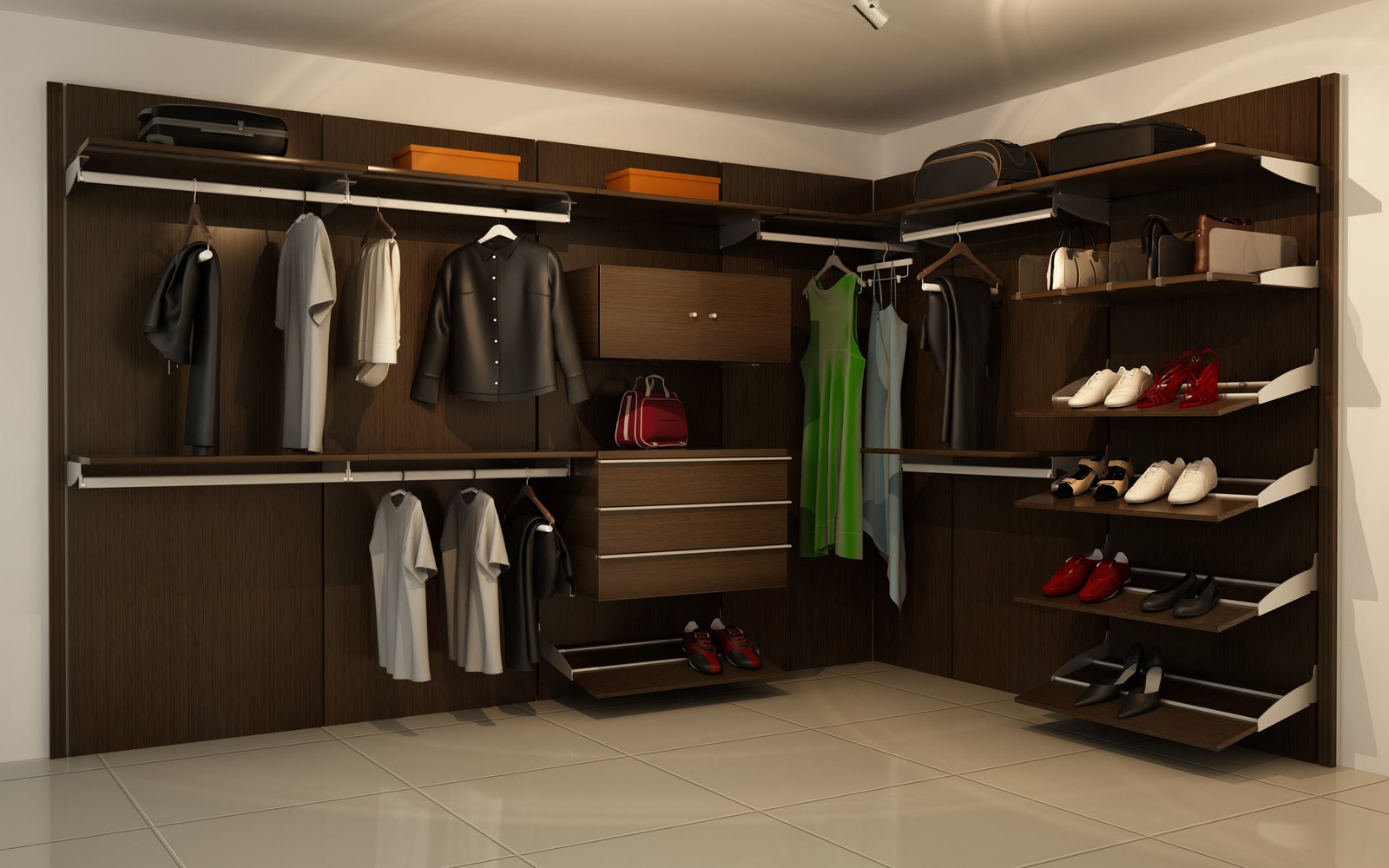 orbis home closets modulares closets linea trendy