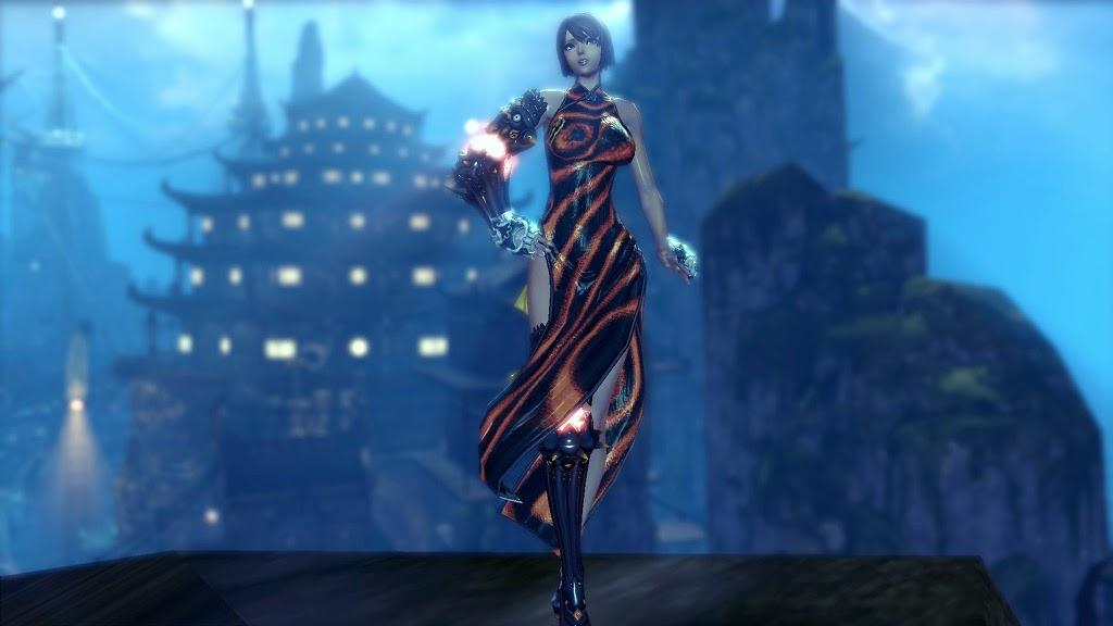 Vẻ đẹp quyến rũ của các nữ hiệp Blade & Soul - Ảnh 2
