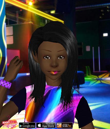 Teen Vogue Me Girl Level 12 - Turn It Up DJ - Beza - Snapshot