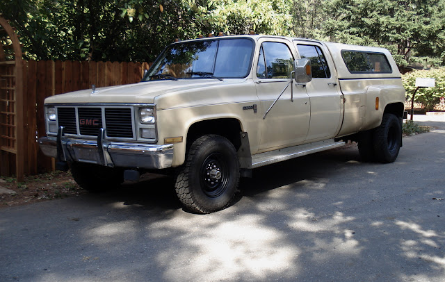 1987 GMC Crew Cab Short Bed 07' 5 9L 24V Cummins / G56 6 Speed
