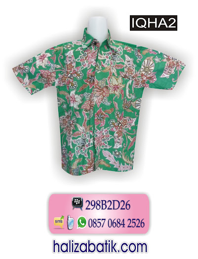 IQHA2 Baju Batik Anak, Baju Batik, Model Batik, IQHA2