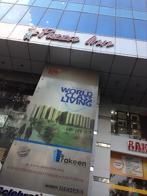 Pizza Inn, 4th Floor Jashimuddin Avenue, Dhaka 1230, Bangladesh