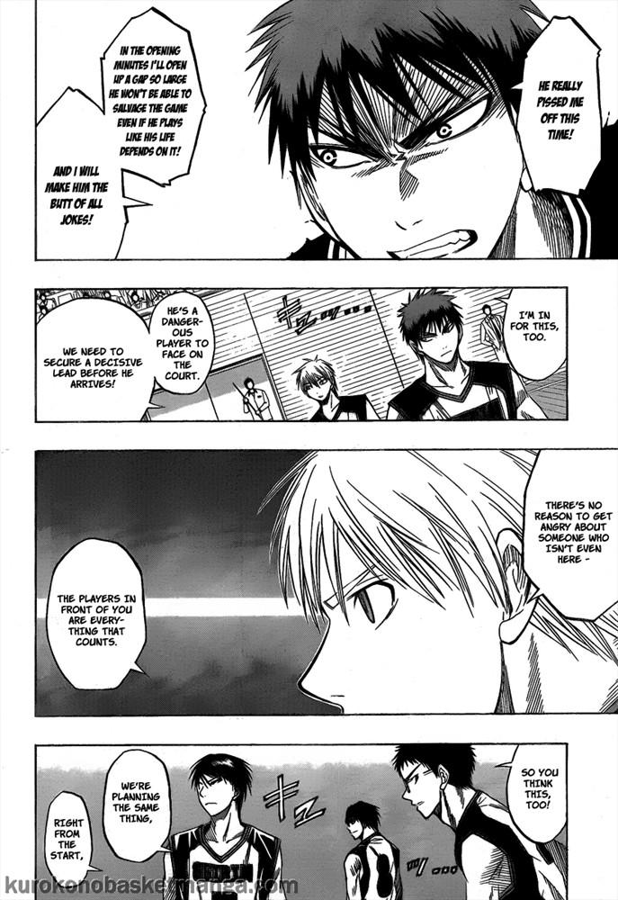 Kuroko no Basket Manga Chapter 42 - Image 20