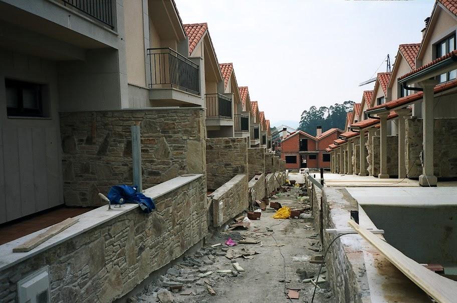 augas mansas en construcción