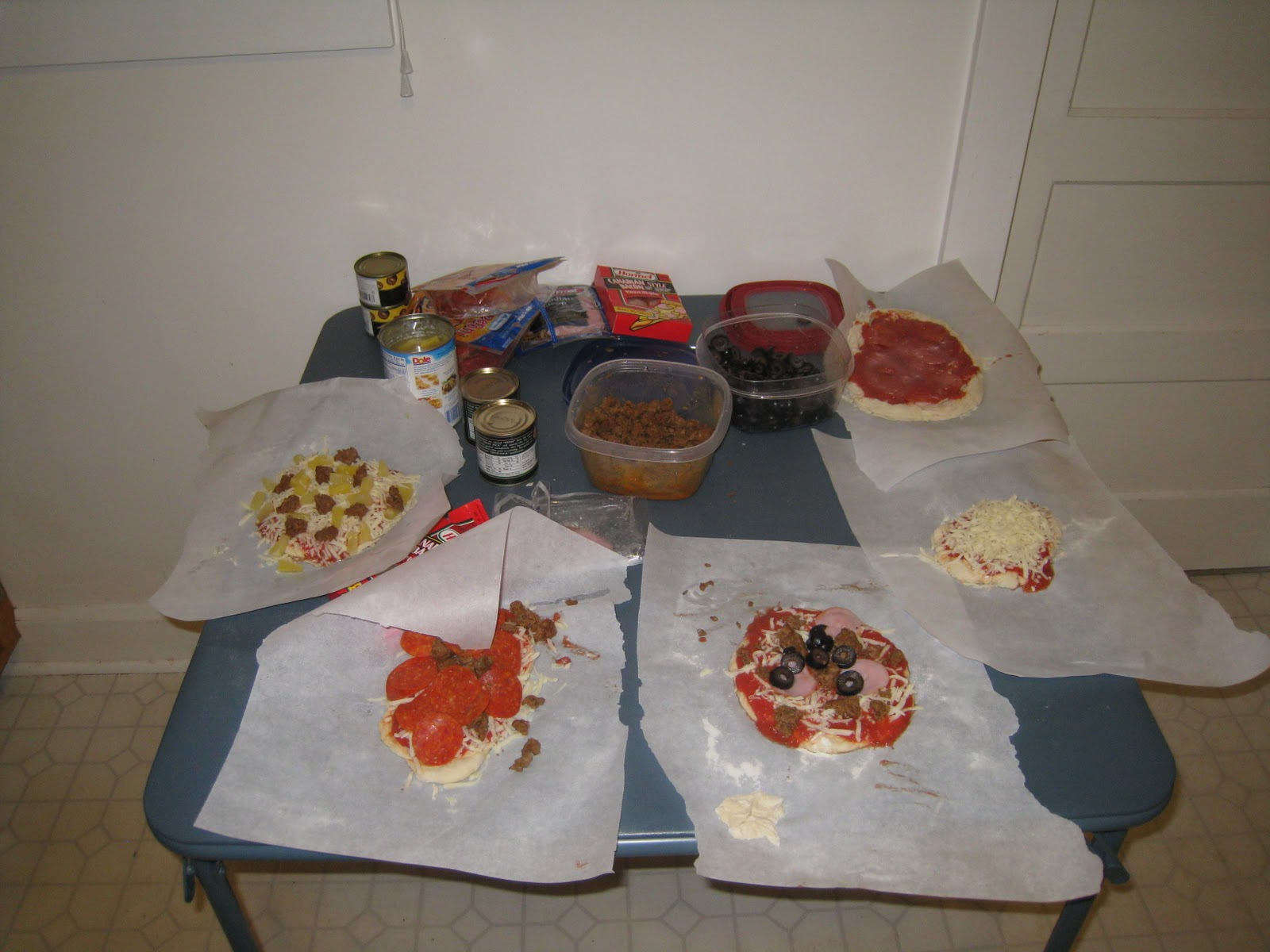 America S Test Kitchen Thin Crust Pizza