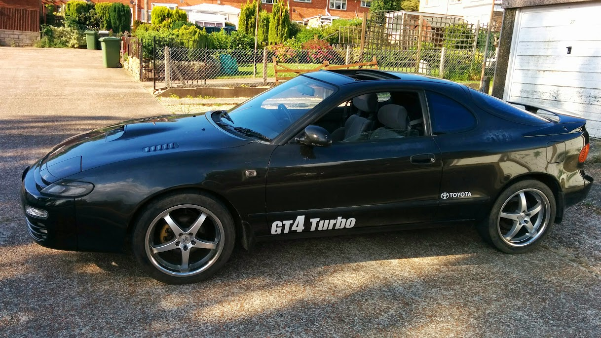 ST185 Toyota Celica GT4