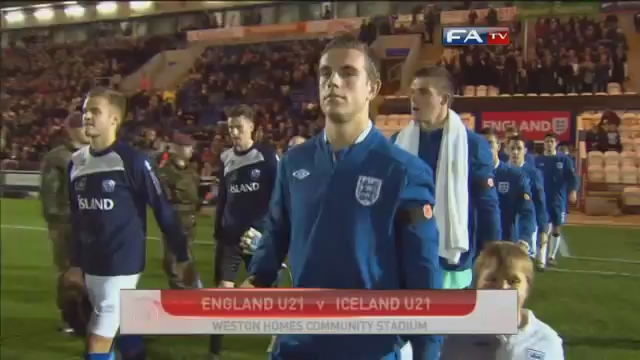England - Iceland (U21)