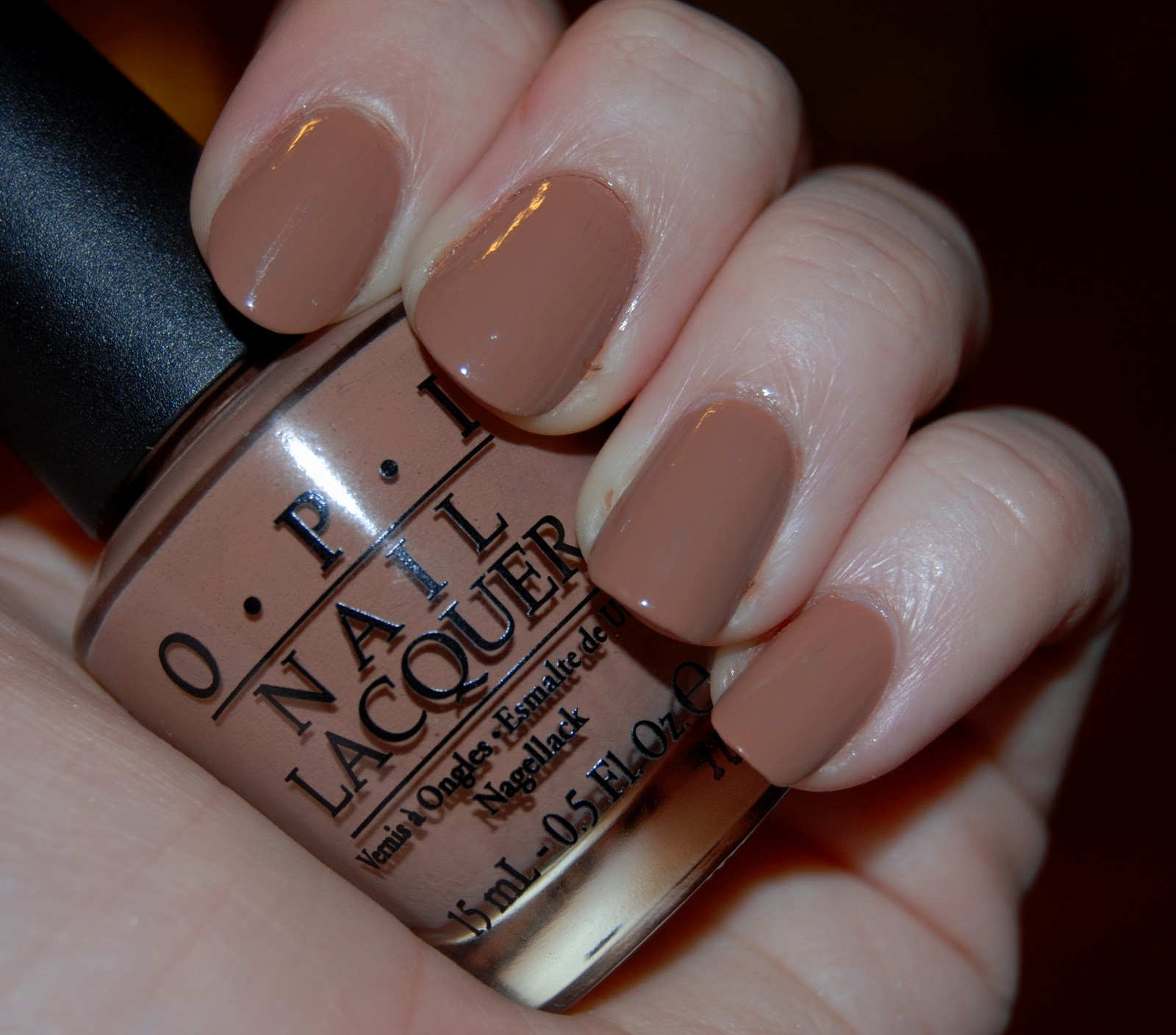 Mermaid Nails: OPI \'San Tan-Tonio\' Nail Lacquer from the Texas ...