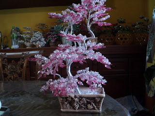 Pemborong Kristal & Mutiara: Bunga Manik, Bunga Kristal, Bunga Mutiara