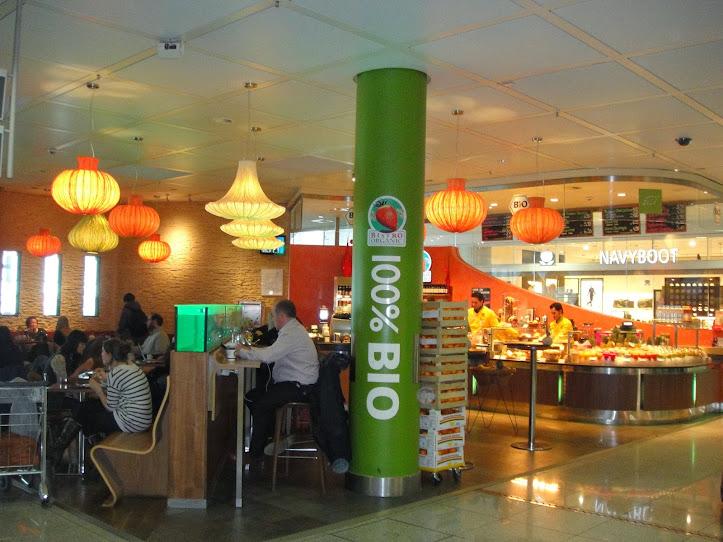 органические продукты кафе германия