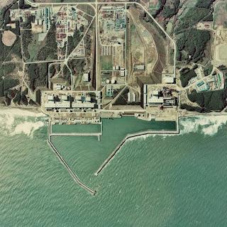 La centrale nucléaire de Fukushima-Daiichi