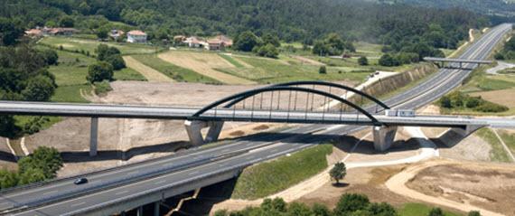 Avanzan las obras de la línea de alta velocidad entre Galicia y la Meseta