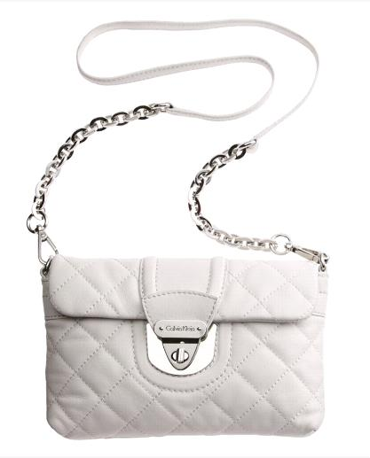 Calvin Klein Chelsea Quilted Lamb Crossbody Bag Pre Order