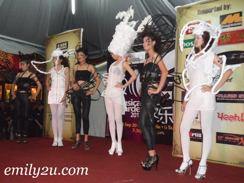 Hair Show By WARS SB (Secret Base) Salon & Academy