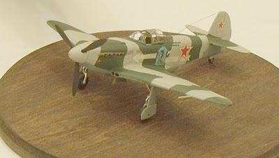 Yakovlev Yak-3 model