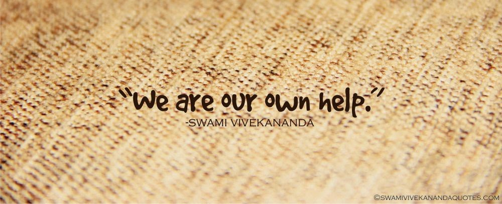 Swami Vivekananda motivational quotes - self help
