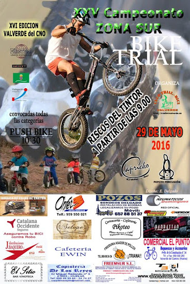 XXV Campeonato Bike Trial