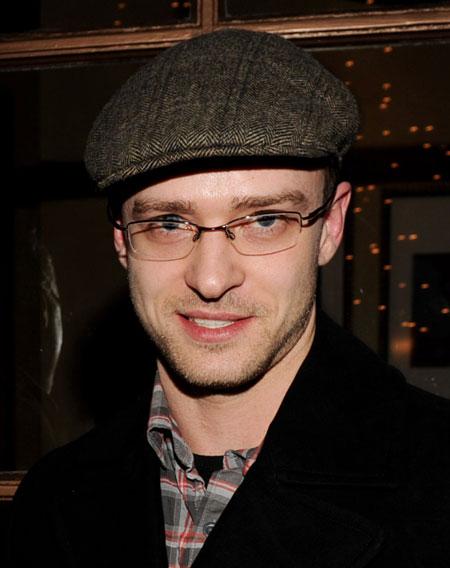 Mr Timberlake is a big hat fan 65b7d85a8d2
