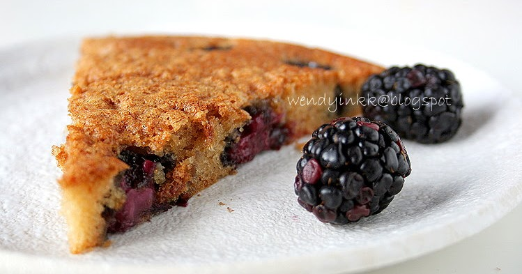 Blackberry Cake Recipe From Scratch