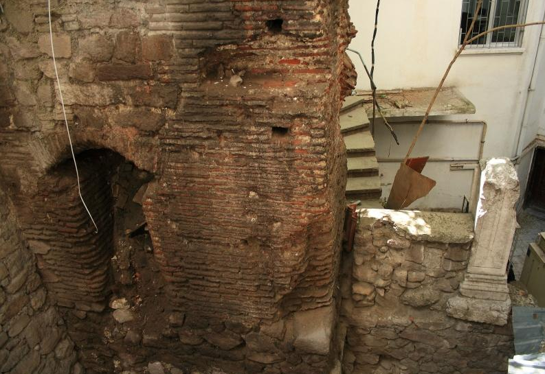 Near East: Last Byzantine church in Ankara close to disappearing