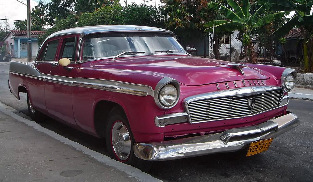1956 chrysler new yorker six passenger sedan cubanclassics for 1956 chrysler new yorker 4 door