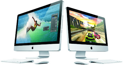 Apple iMac 27-inch PC Desktops