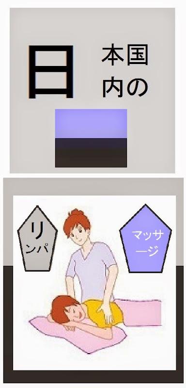 日本国内のリンパマッサージ店情報・記事概要の画像