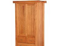 Cherry Armoire Dressers