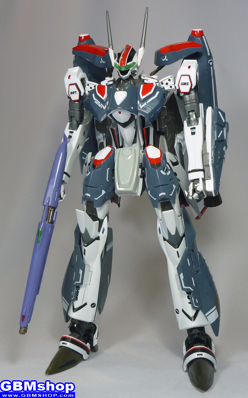 Macross Frontier VF-25F Super Messiah Battroid Mode Renewal Version