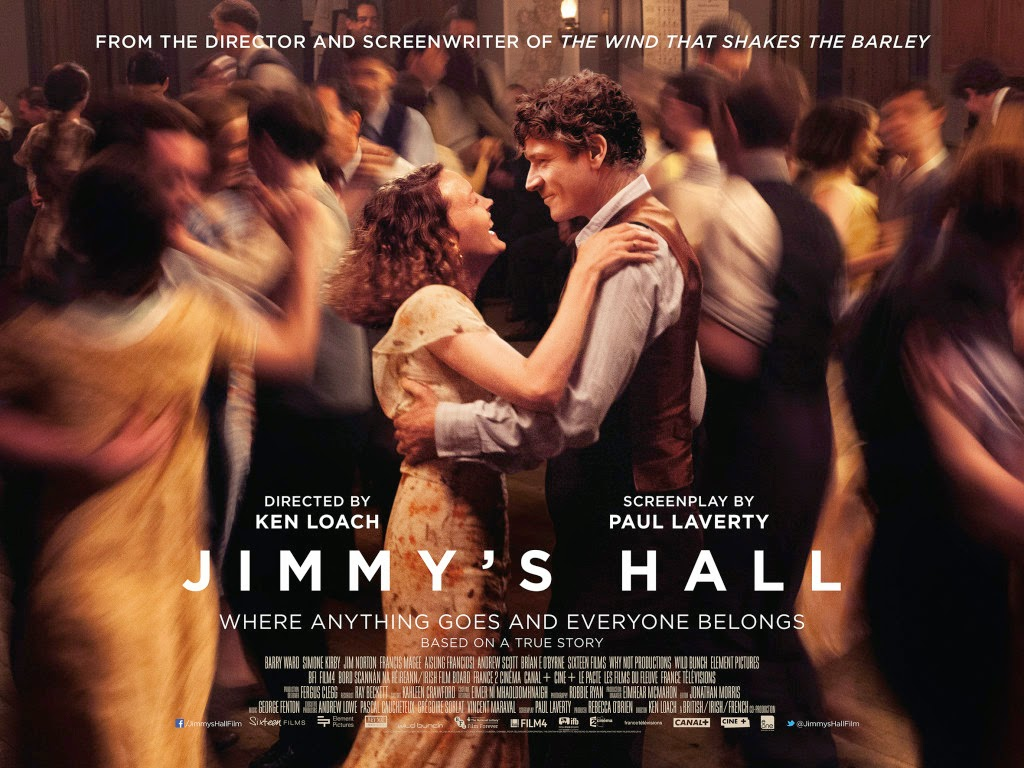Jimmy's Hall Wallpaper