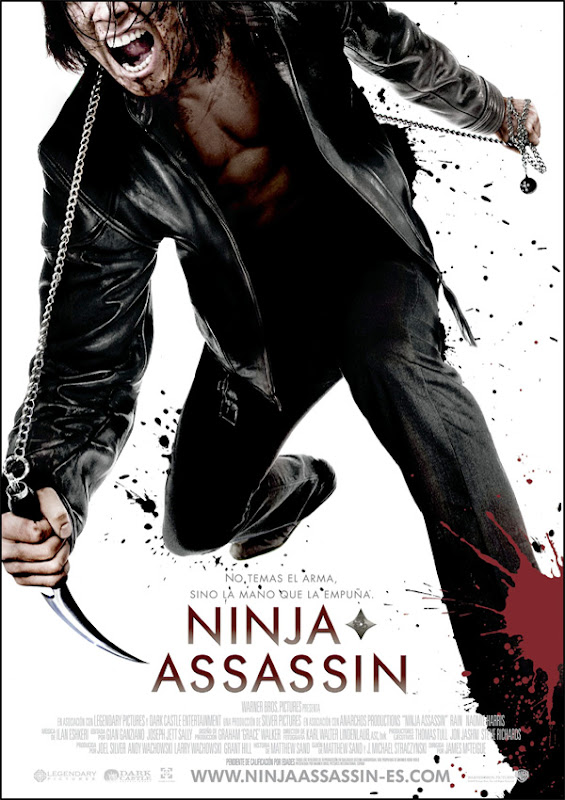 Ninja Assassin (James McTeigue, 2.009)