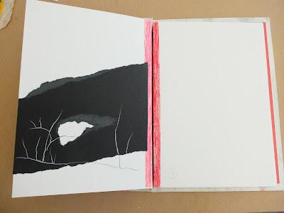 Marina Berdalet, Sonda de Paper