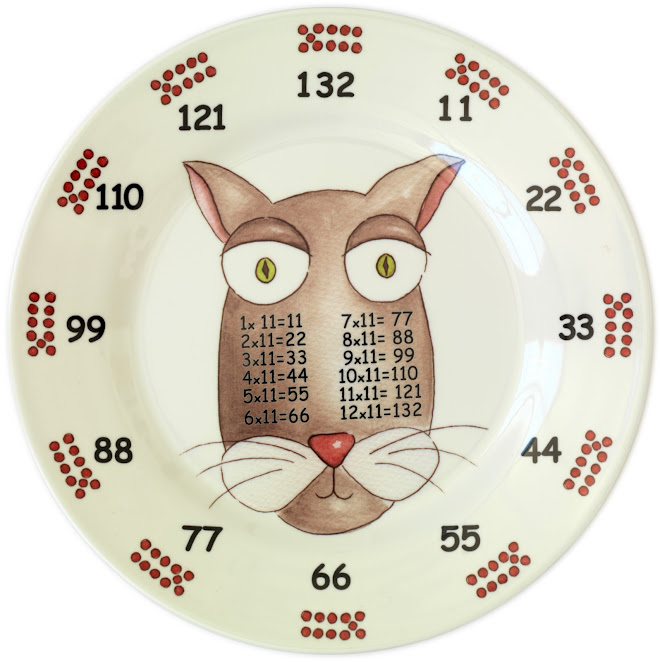 Inspector ELEVEN plate