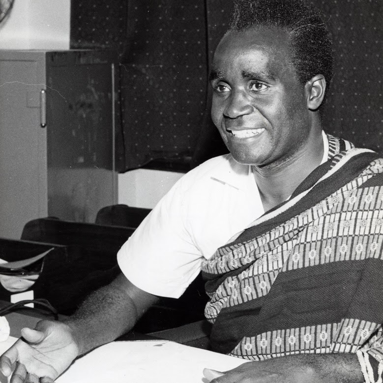 dr kenneth kaunda biography sample