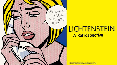 ART IN LONDON : FROM THE ICE AGE TO LICHTENSTEIN