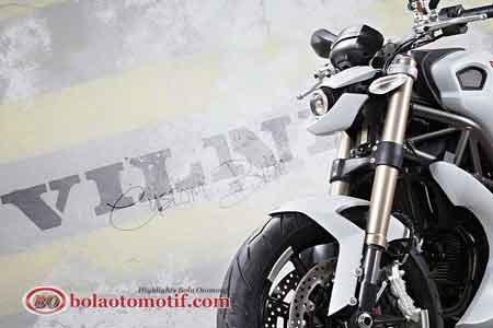 Sepeda Motor Ducati Rakasa 1100 EVO 4