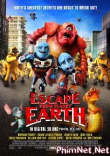Phim Cuộc Đào Thoát Khỏi Trái Đất Full Hd - Escape From Planet Earth