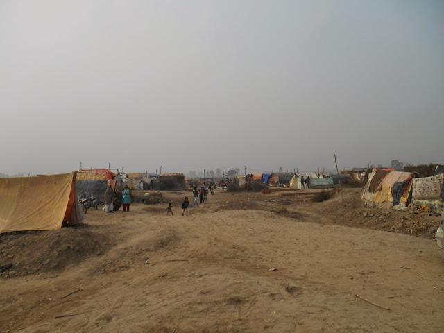 Mansura Eidgah Camp